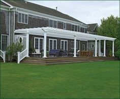 Attach Pergola to Existing Deck | All Products / Outdoor / Gazebos and Greenhouses / Gazebos