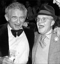 Norman Mailer & Truman Capote