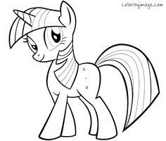 Resultado de imagen para mis pequeños ponis imagenes para dibujar