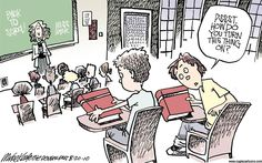 Back to school...