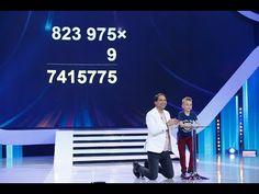 """(23) Mihai Dobre, număr senzațional de calcul japonez, în Marea Finală """"Next Star"""" - YouTube"""