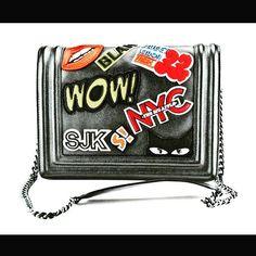 I WANT YOU! !! #newcollection #pop-artbsg #NYC #leatherbag #STEVEJ #pegboutique #SPEDIZIONEGRATUITA in24h #contattateciwhatsapp