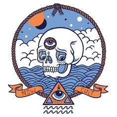 Vanité     #brutsubmission #skull #sea #vanity #vanité #memento #mori #mementomori #death #end #life #think #newcult #new #cult #arthurplateau #illustration #draw #art #graphic #visualart #drawing #art #artwork #picoftheday #instart #instapic #instadaily #artistontumblr #artistoninstagram