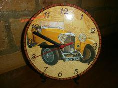 De mesa ou parede carro antigo