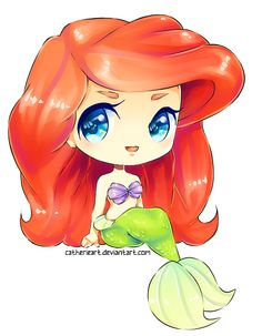 Little Mermaid by bunberrie on deviantART