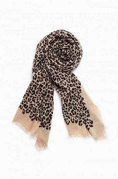Park Slope Scarf - Exotic Leopard by Stella & Dot