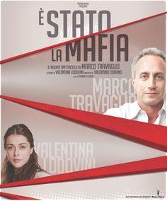 """Marco Travaglio e Valentina Lodovini in """"E' stato la mafia"""" ven 12 dicembre 2014 @ Teatro dell'Archivolto #Genova. Serata a sostegno dell'Archivolto. www.archivolto.it"""