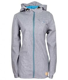 Bleed Rain Jacket Frauen