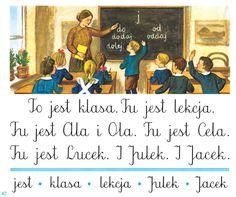 jan rembowski elementarz - Szukaj w Google Poland Country, My Childhood, The Past, Memories, Baseball Cards, The Originals, Google, Poland, Souvenirs