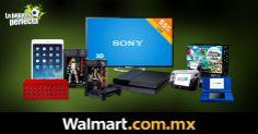¡Precios especiales! Aprovecha los mejores paquetes y ahorra en tus artículos favoritos sólo aquí. Walmart.com.mx, Hacemos Clic!