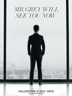 First 'Fifty Shades of Grey' Poster Revealed: 'Mr. Grey Will See You Now'