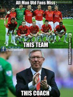 Manchester United 😔too true Football Troll, Football Jokes, Soccer Memes, Soccer Quotes, Soccer Tips, Football Squads, Football Pics, Retro Football, Football Soccer