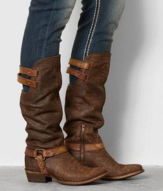 Corral Deer Riding Boot - Women's Shoes | Buckle