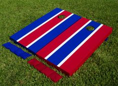 Corn Hole Board Blue Picnic Blanket, Outdoor Blanket, Yard Games, Cornhole Boards, Table Games, Tossed, Toss Game, Victorious, Bag Toss
