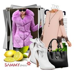 """Sammydress 42"" by danijela-3 ❤ liked on Polyvore featuring women's clothing, women's fashion, women, female, woman, misses, juniors, MustHave, sammydress and winteredition"