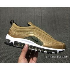 ad8799dc5b3 New Release Cristiano Ronaldo With Nike Air Max 97 Cr7 Gold