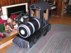 Train Costume - For party inspiration