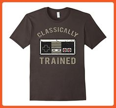 Mens Video Game Retro Vintage Distressed T-Shirt 3XL Asphalt - Retro shirts (*Partner-Link)
