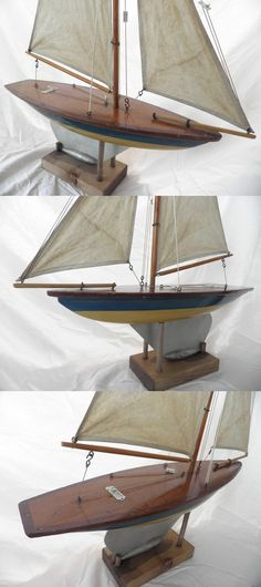 Ailsa Pond Yacht