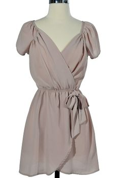 Dress: Would be cute in a bright colour