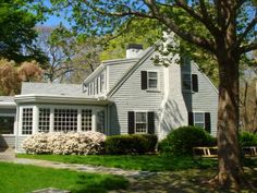 1000 images about cape cod renovations on pinterest for Cape cod style house additions