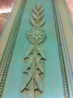 antibes green with versailles wash - Google Search