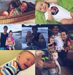 Awww that smile at the last ones Duggar Family Blog, Duggar Girls, The Dillards, Jill Duggar, Jeremy Vuolo, 4 Kids, Children, Dugger Family