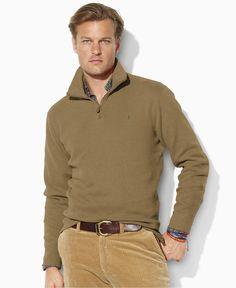 Polo Ralph Lauren Sweater, French Rib Sweater - Mens Sweaters - Macy's