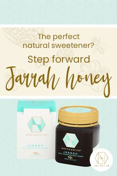 Raw Jarrah Honey is Necta and Hive's extraordinary honey with antibacterial properties which can reduce infections and enhance healing. Lower Glucose Levels, Australian Honey, Honey Benefits, Best Honey, Honey Recipes, Bees Knees, Energy Level, Sugar Rush, Health And Wellbeing