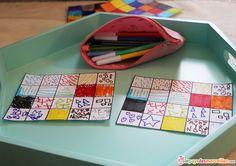 graphisme maternelle jeu