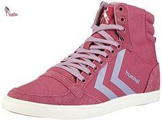 hummel HUMMEL STADIL OILED HI, Unisex-Erwachsene Hohe Sneakers, Schwarz  (Black 2001), EU 40 (UK 6.5) Hummel http://www.amazon.de/dp/B00WS65C02/ref=…