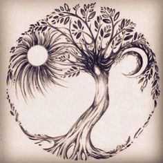 Tree Of Life Tattoo – Picture Ideas Tree Of Life Tattoo – Über 300 Bildideen This image has get. Side Tattoos, Trendy Tattoos, Body Art Tattoos, Tattoos For Guys, Cool Tattoos, Tatoos, Tattoo Life, Tree Of Life Tattoos, Celtic Tree Tattoos