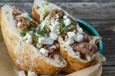 easy steak gyros from @Matty Chuah wicked noodle