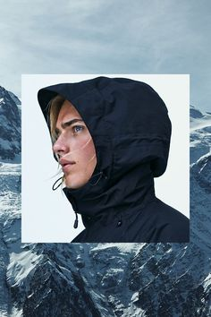 H&M / Go Skiing / Photography / 2014