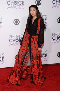 Pin for Later: Le Cast de Teen Wolf a Mis le Feu au Tapis Rouge des People's Choice Awards