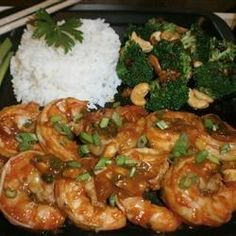Easy and quick to make shrimp - click for recipe