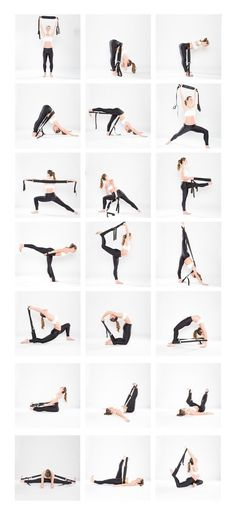 Easy Yoga Workout - Flexistretcher Flow Challenge Get your sexiest body ever without,crunches,cardio,or ever setting foot in a gym Yin Yoga, Yoga Bewegungen, Yoga Pilates, Yoga Moves, Yoga Exercises, Yoga Flow, Balance Exercises, Yoga Dance, Namaste Yoga