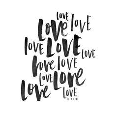 Sooo, I think it's Valentine's or something soon right?  #LOVE  #Regram via @_hibrid  #brushlettering #qoute #motivation #Handlettering #lettering #typography #brushtype #designinspiration #goodletters  #handmadefont #moderncalligraphy #calligratype #calligraphy
