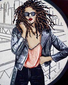 2,302 отметок «Нравится», 47 комментариев — Sila Gur (@jolly_hoops) в Instagram: «♣️T ♣️G ♣️ I ♣️ F ♣️ . . . . #tgif #friday #fridayvibes #happyhour #embroidery #embroideryart #hoop…»