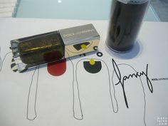 """Stromboli"" nail polish by Dolce & Gabbana, gorgeous! #nails #nailpolish #esmalte"