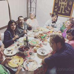 Cena de Navidad! 2016 Iquique - Chile.  #JohnaGio #EstudioJohnaGio @estudiojohnagio @johnagio