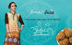 May this festival brings new happiness and good luck in your life.Happy#MakarSankranti. #Festival #Fashion #Tops #Kurti #lingerie #Iris #IrisAPrettyWomen