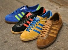 2010 London release pack in Berne, Brussels, Malmo and Amsterdam colourway...