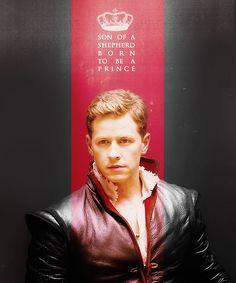 Prince Charming - David Nolan - Once Upon a Time