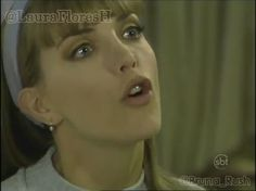 @LauraFloresH es Maria Fernanda de Santiago en 'Gotinha de Amor', Brasil.