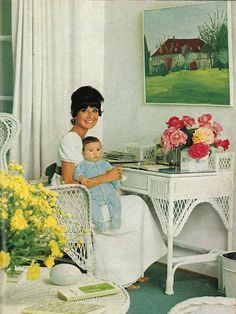 Audrey Hepburn and son Luca Dotti