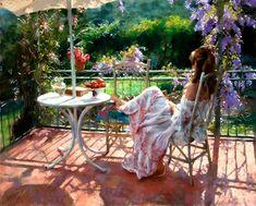 15 amazing paintings by Vicente Romero Redondo