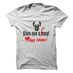 #t-shirt... Cool T-shirts (Awesome T-Shirts) Give Me A Pug Happy Valentine Tshirt from BazaarTshirts  Design Description: Give me a pug completely satisfied valentine tshirt. ... - http://tshirt-bazaar.com/automotive/awesome-t-shirts-give-me-a-pug-happy-valentine-tshirt-from-bazaartshirts.html