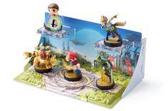 amiibo diorama kit Super Smash Bros.