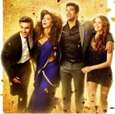 Yeh Jawaani Hai Deewani Movie Review – Colors Of Friendship Full Story